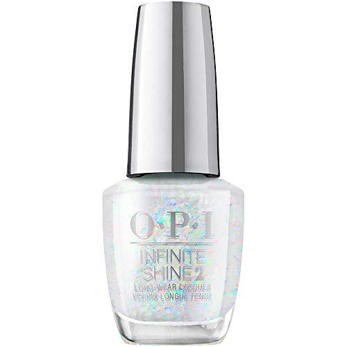 Opi Infinite Shine All A'twitter In Glitter – Nagellack In Schillerndem Glitzer Mit Bis Zu 11 Tagen Halt – Gel-Look Und Ultimativer Glanz – 15ml