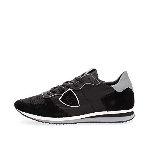 Philippe Model Herren trpx Sneaker Noir 42 EU
