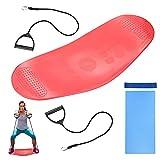 Coussin D'équilibre Fitness Balance Board Plateau d'équilibre Disque...