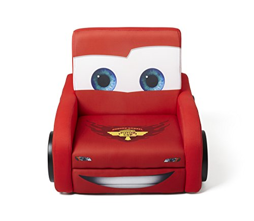 Disney Cars - Poltrona imbottita per bambini