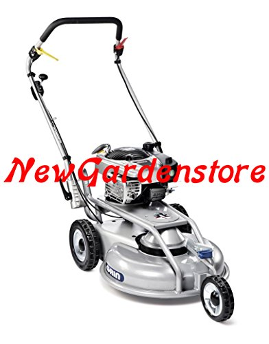 Cortacésped Grin spm53 profesional B & S 8.50 OHV 6HP 190 cc Hierba alta rastrojos