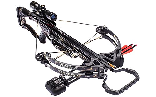 BARNETT Whitetail Hunter Crossbow, 4 x 32