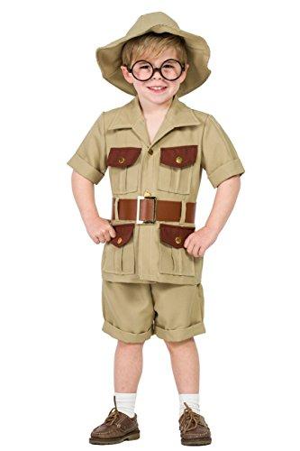Disfraz Explorador 10-12