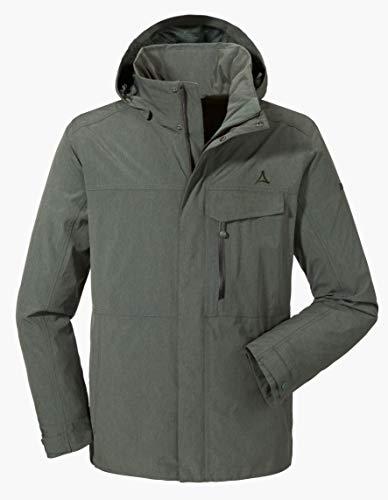 Schöffel ZipIn Denver2 Veste polaire Homme Urban Chic FR : M (Taille Fabricant : 48)