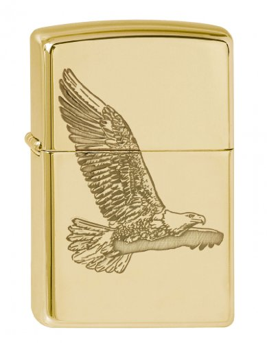 Zippo 2002023 Nr. 254B Flying Eagle