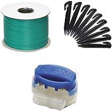 G greengrass tools Robotmaaier uitbreiding set kabel haak connector begrenzingsdraad haringen klemmen - compatibel met Yar...