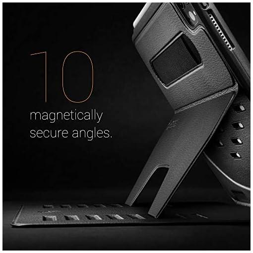 ZUGU Funda para iPad Pro 12.9 2020 4.ª Generación, Alpha Case Protectora Pero Delgada con 10 Ángulos de Visión… 4