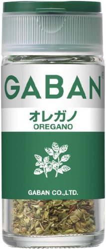 ギャバン オレガノ 瓶5.5g