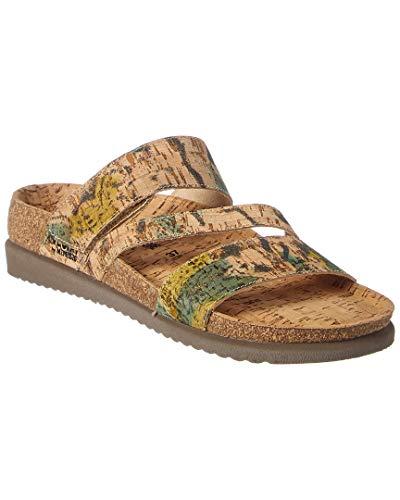 Mephisto BAMBOU - sandalia para mujer - corcho - material natural