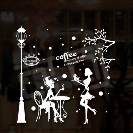 mlpnko Vinyl Wand Applique Italienische Pizza Pasta Französisch Fahrrad wandkunst wandaufkleber café bar Restaurant Dekoration 102x153 cm