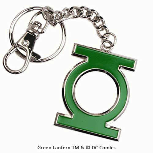 The Noble Collection Green Lantern Logo Schlüsselbund