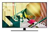 Samsung TV QE65Q74TATXZT Serie Q70T Modello Q74T QLED Smart TV 65', con Alexa integrata, Ultra HD 4K, Wi-Fi, Nero, 2020, Esclusiva Amazon