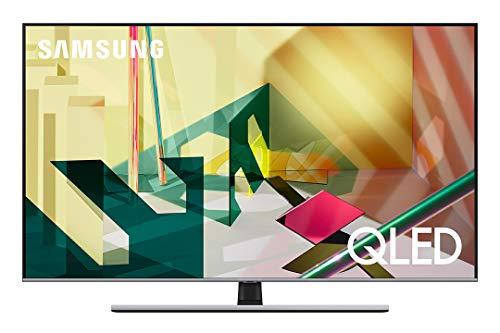 """Samsung TV QE65Q74TATXZT Serie Q70T Modello Q74T QLED Smart TV 65"""", con Alexa integrata, Ultra HD 4K, Wi-Fi, Nero, 2020, Esclusiva Amazon"""