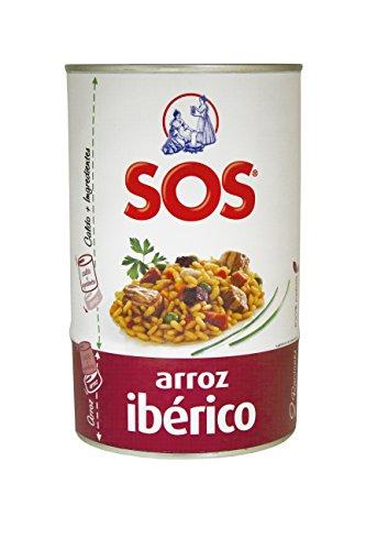 SOS Arroz Ibérico 955G - [Pack De 6]