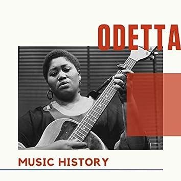 Odetta - Music History