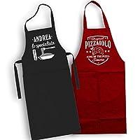 grembiule cucina personalizzato