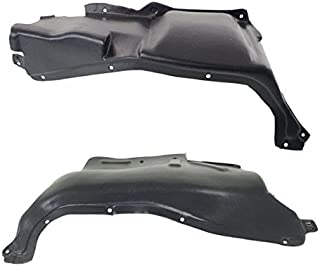 Engine Splash Shield compatible with VW Jetta 11-18//Beetle 12-18 Under Cover Front Gas Coupe//Hatchback//Sedan
