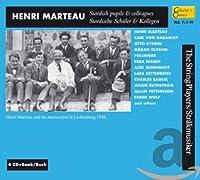 Henri Marteau Collection