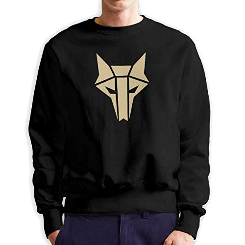 SASJOD Männer Hoodies The Howlers Men's Adult Crew Neck Sweatshirt Fashion Long Sleeve Pullover