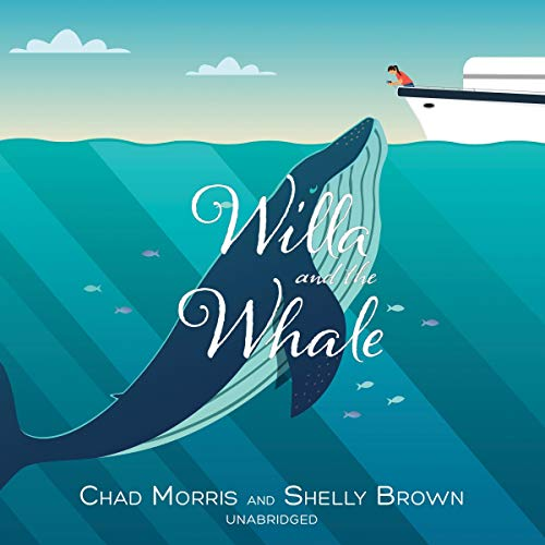 Willa and the Whale Titelbild
