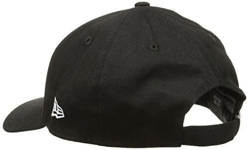 New Era Men's 9Forty Manchester United Cap Baseball Cap, Black (Team), One Size (Manufacturer Size:One))