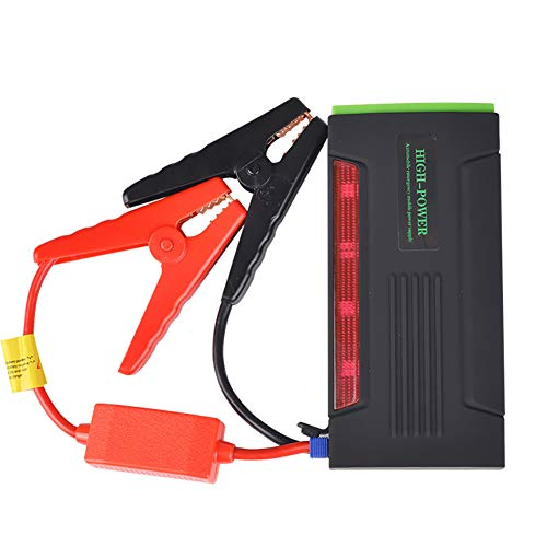 Fantastic Deal! Portable Car Jump Starter (Gasoline 6.0L, Diesel 4.0L) Battery Booster Power Pack Au...