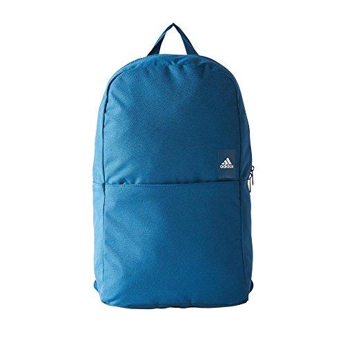 adidas A.Classic Mochila, Unisex Adulto, Azul (azunoc/petnoc/Blanco), M