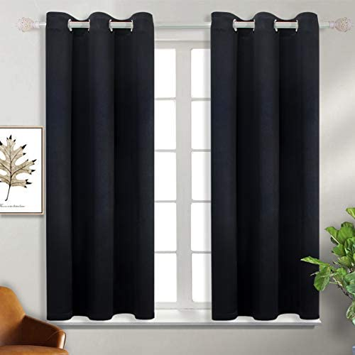 BGment Blackout Curtains Grommet Thermal Insulated Room Darkening Bedroom and Living Room Curtain product image