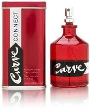 Curve Connect by Liz Claiborne for Men, Cologne Spray, 4.2 Ounce