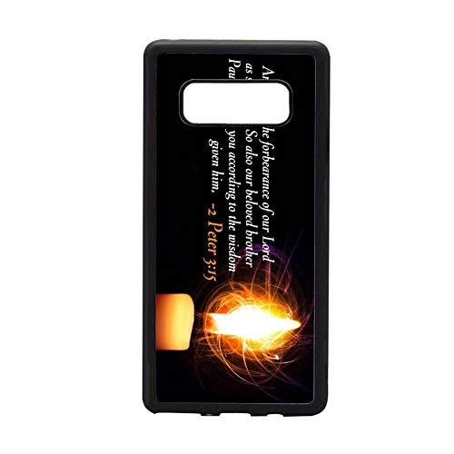 Generic Creatividad Carcasa rígida Abs para hombres con citas Bible Compatible con Samsung Galaxy S10Plus