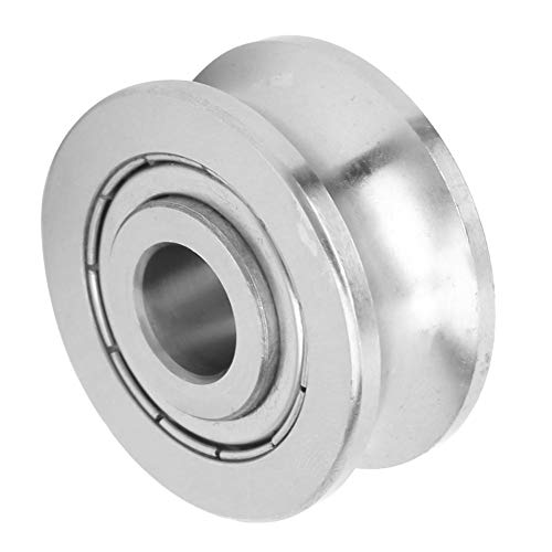 Track Guide Roller Bearing High Carbon Chrome Bearing Steel Ball Bearings Industrial Bearings 12 x 39.3 x 20mm LFR5201-14(LFR5201-14 KDD)