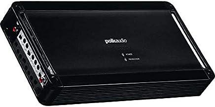 Polk Audio PA D5000.5 900W RMS, 5-Channel Class D PA Series Car Amplifier (PAD5000.5),100..