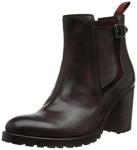 Liebeskind Berlin Damen Napoli-vitelo Chelsea Boots, Bordeaux, 36 EU