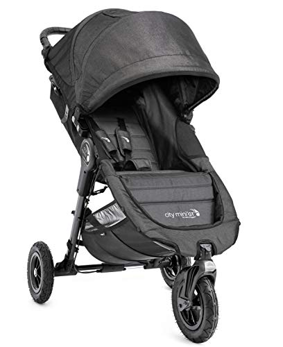 Baby Jogger City Mini GT Kinderwagen, Single-Modell, Charcoal