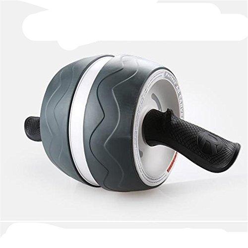Durevole Attrezzatura di forma fisica muta di perdita di peso di AB del rullo di forma fisica della ruota addominale...