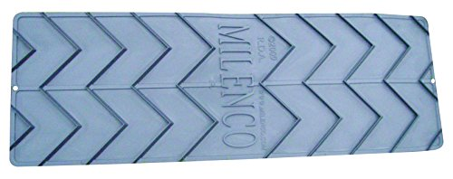 Milenco 2752 Grip Mat, 75cm x 25.5cm, Black, Pair