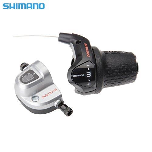 #Nexus Shimano Drehgriffschalter SL-3S42E 3-Gang inkl. Schaltzug