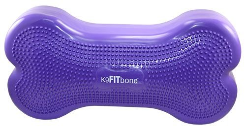 Ball Dynamics Fpkbone Purple K9Fitbone Balance Training Device–Purple