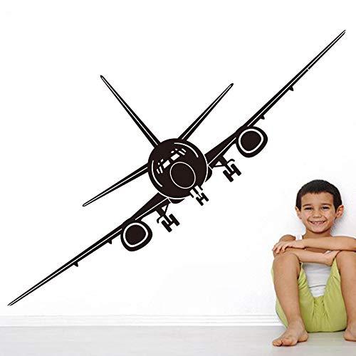Tianpengyuanshuai muurstickers, vliegtuig, kunst, stickers, vinyl, verwijderbaar