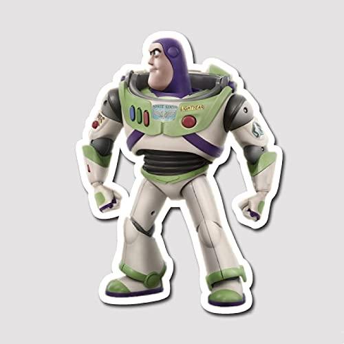 Toy Story Pegatinas Maleta Pegatinas Buzz Lightyear Pegatinas Portátil Impermeable Stickerssize Puede ser Personalizado