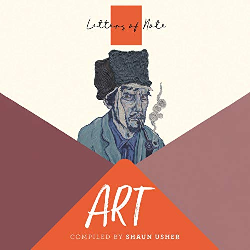 Letters of Note: Art cover art