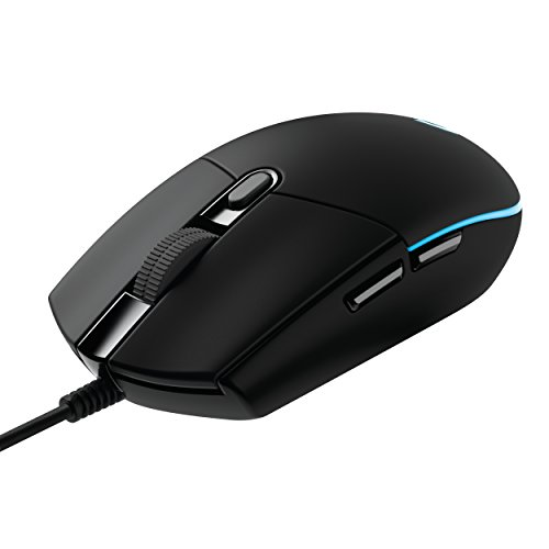 Logitech G203 Prodigy RGB Wired Gaming Mouse – Black