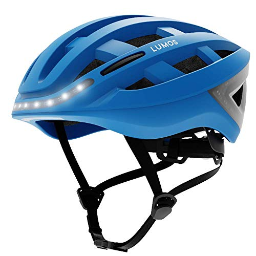 LUMOS Kickstart - Casco de Ciclismo, 0.38, Color Cobalt Blue