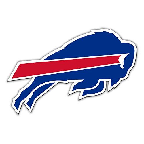 Fremont Die sterben NFL Shop Authentic 30,5cm Magnet Team Banner Helm/Logo, Buffalo Bills Logo