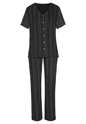 Lascana Damen Pyjama