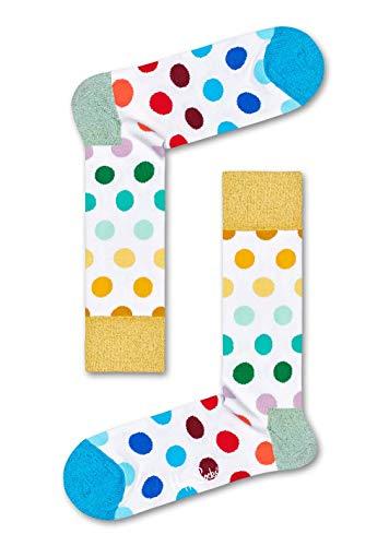 Happy Socks Damen Pride Gift Box Socken, Mehrfarbig (Multicolour 130), 4/7 (Herstellergröße: 36-40) (3er Pack)