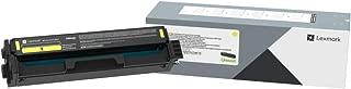 Lexmark C320040 Yellow Print Cartridge