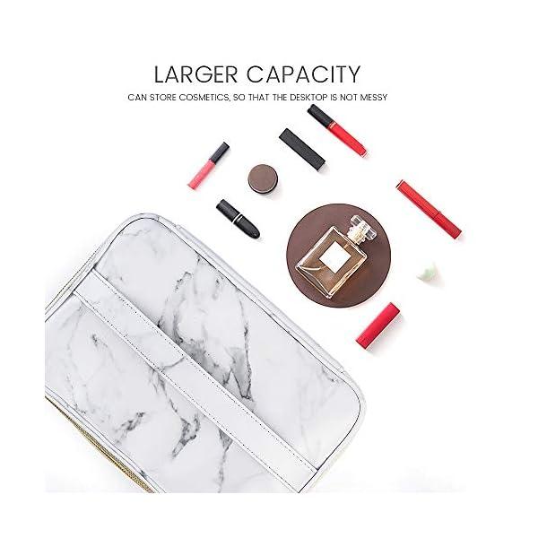 Beauty Shopping MAGEFY 3Pcs Makeup Bags Portable Travel Cosmetic Bag Waterproof Organizer Multifunction