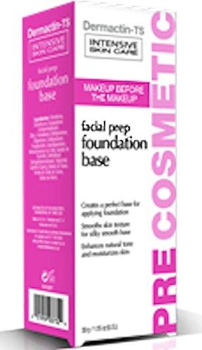 demactin de TS Soins de la peau Intense – Maquillage avant le maquillage visage Prep Foundation Base de 30 ml