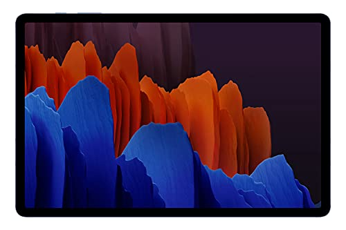 Samsung Galaxy Tab S7+ - Tablet Android WiFi de 12.4' I 128 GB I S Pen Incluido I Color Azul [Versión española]